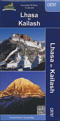 CR 707 Lhasa to Kailash y0400